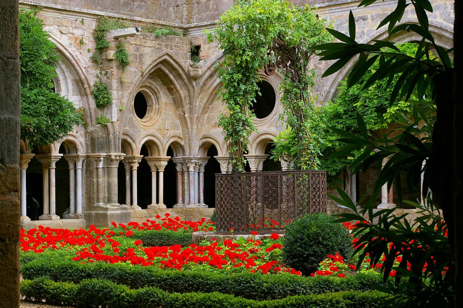 Abtei Sainte-Marie de Fontfroide