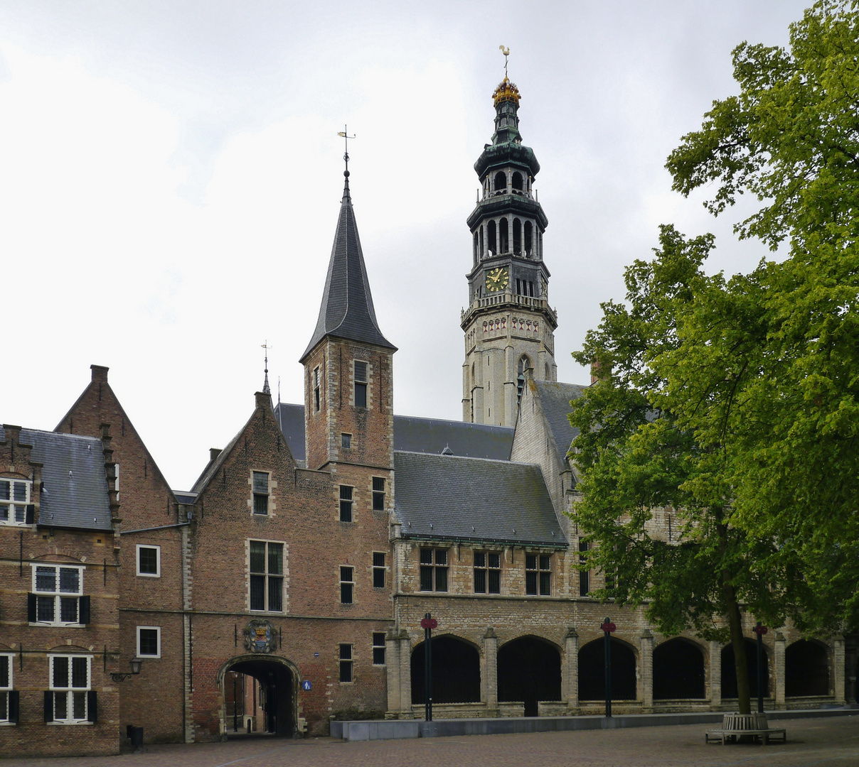 Abteihof Middelburg