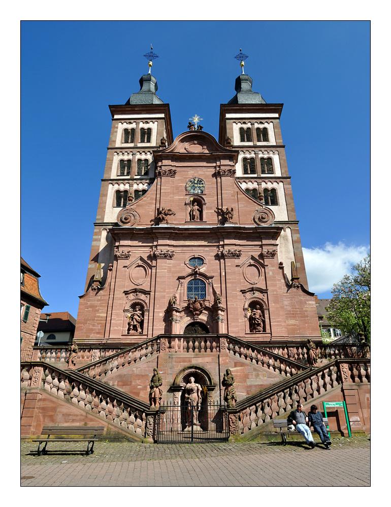Abteikirche Amorbach 3