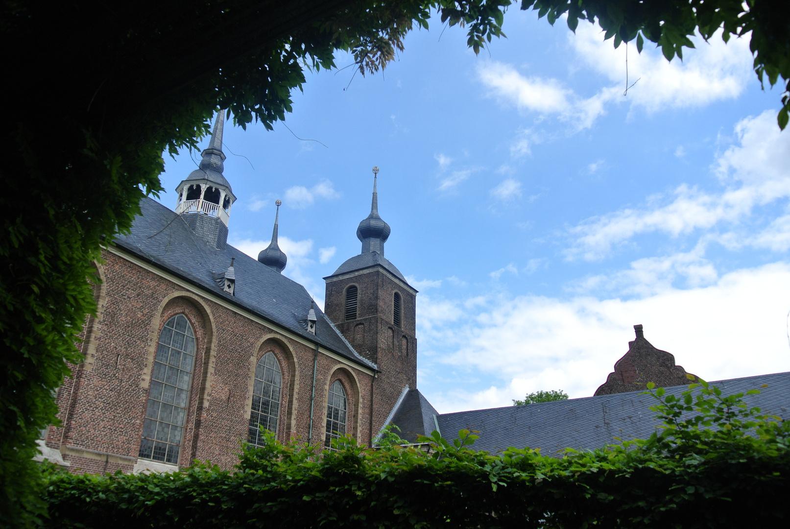 Abteikirche Kloster Kamp