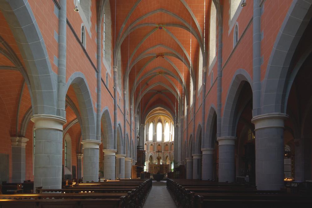 abteikirche marienstatt westerwald foto bild architektur sakralbauten ku nat bilder auf. Black Bedroom Furniture Sets. Home Design Ideas