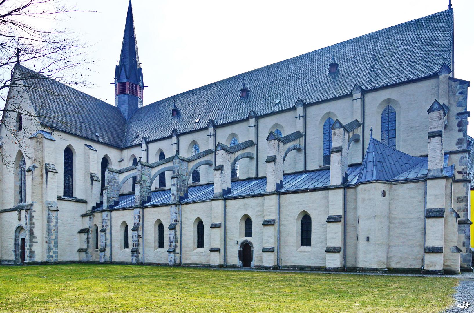 """Abteikirche - """"oratorium"""" - Stätte des Gebets"""