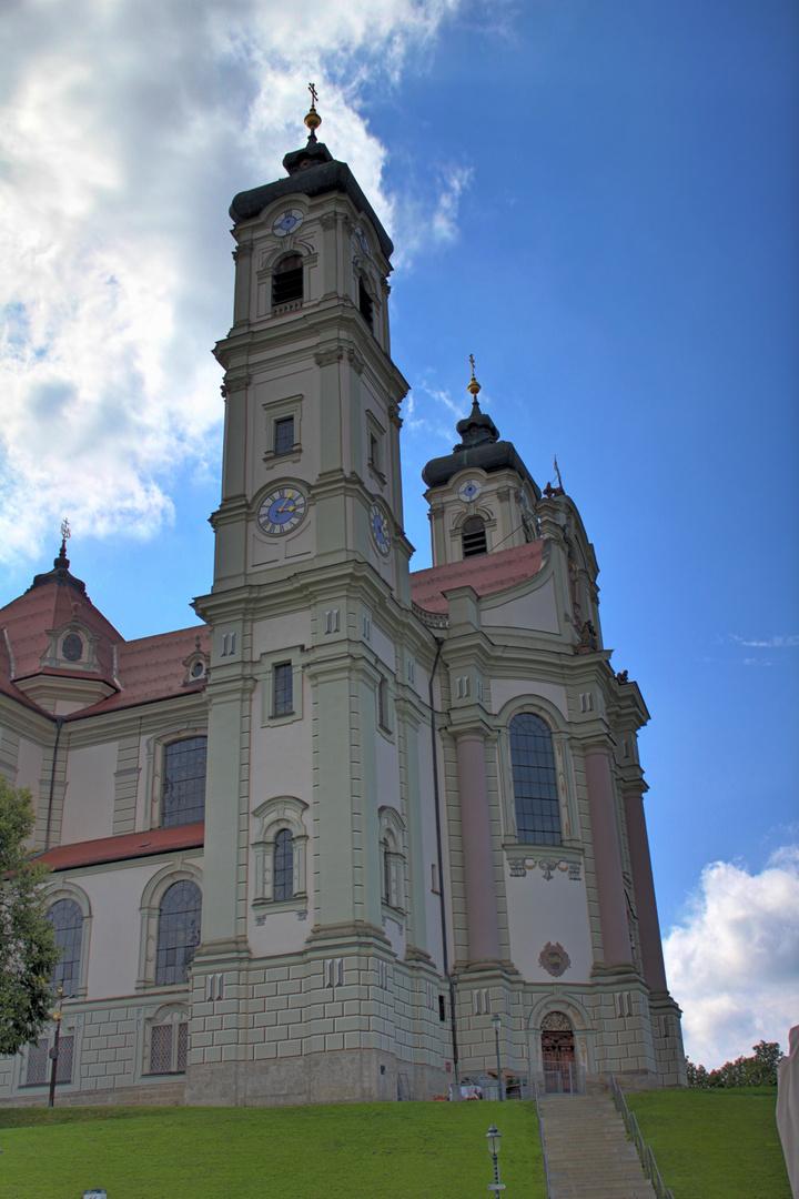 Abteikirche Ottobeuren
