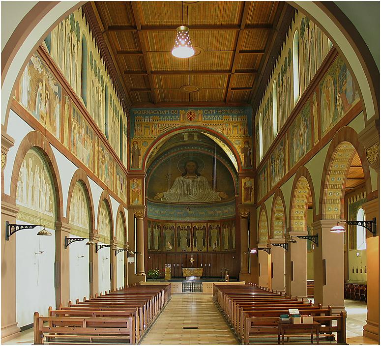Abteikirche St. Hildegard