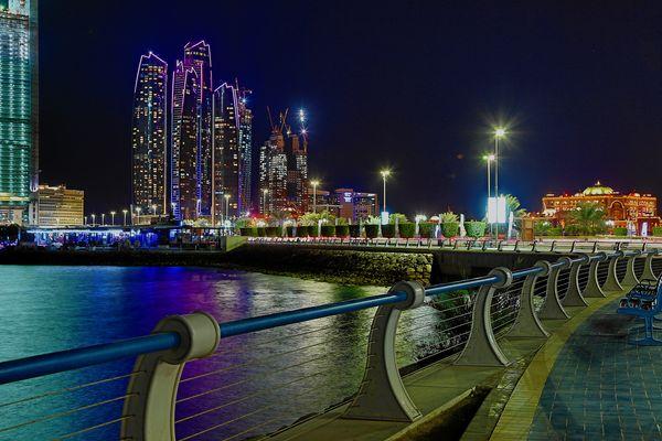 Abu Dhabi Teil I