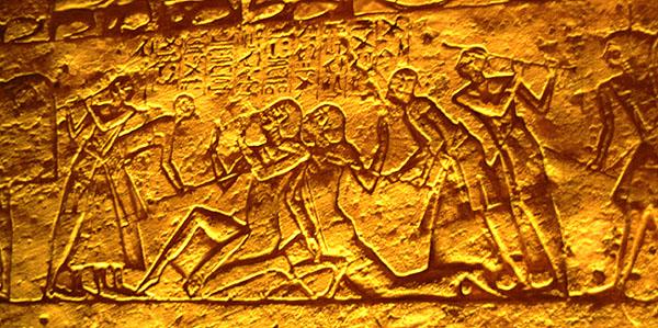 Abu Simbel - Folterung der Verräter