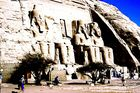 Abu Simbel mit Bäumen