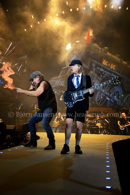 AC / DC in München Olypmpiahalle