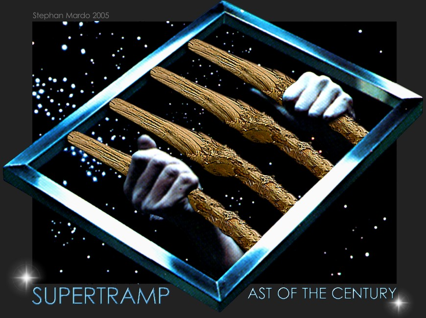 """AC-Productions """"Supertramp - AST of the century"""""""