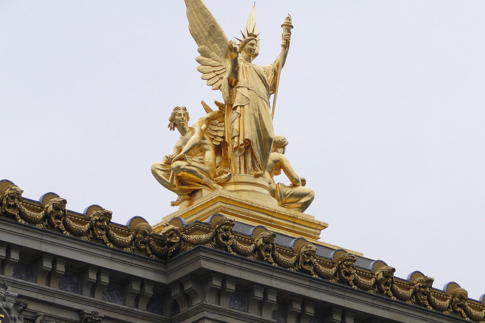 Académie nationale de musique - Paris