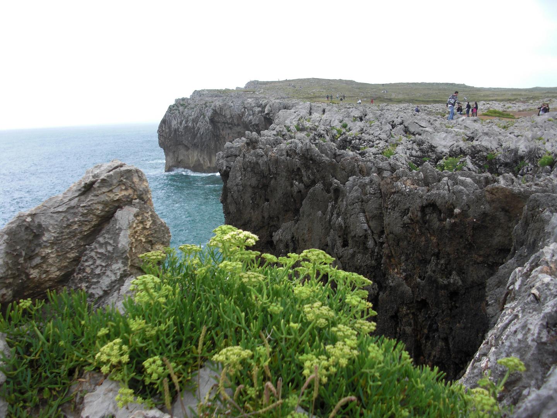 acantilado asturiano