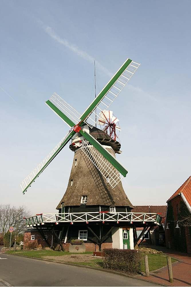 Accumer-Mühle 2. Versuch