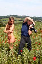 ... ach ihr wunderschöne mohnblumen ... :-)