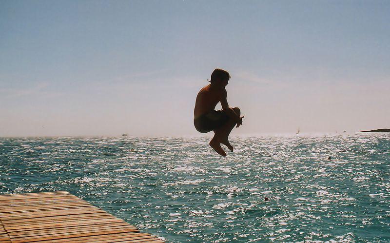 Ach wär' ich doch am Mittelmeer geblieben