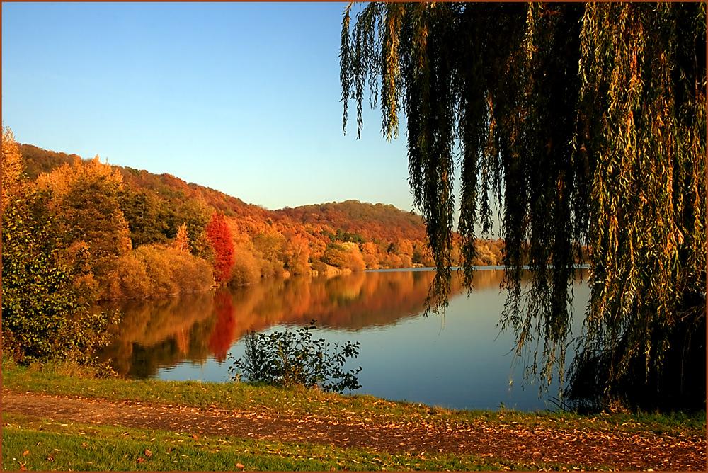 ... ach war der Herbst schön