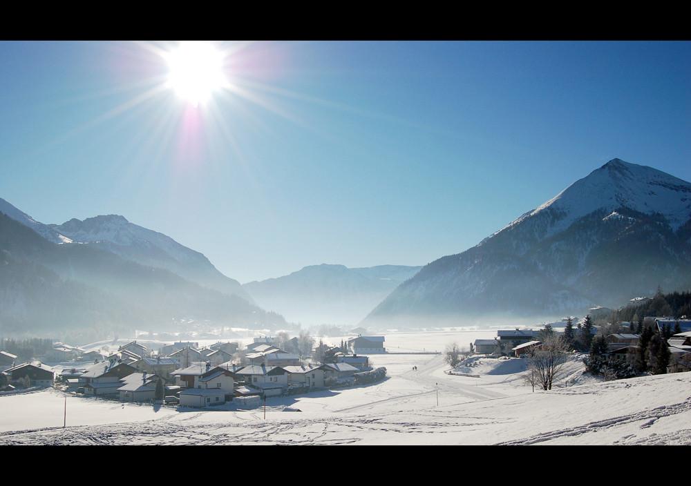Achenkirch im Winter