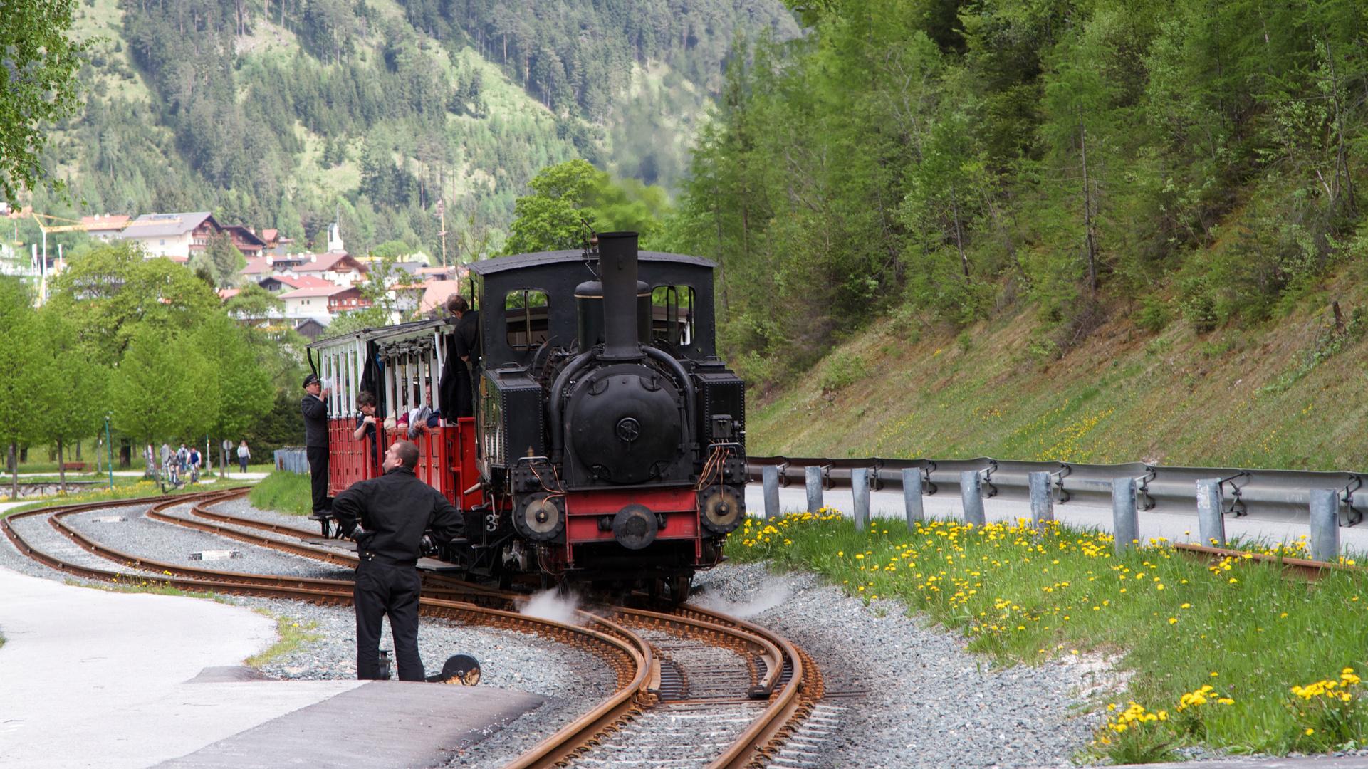 Achenseebahn - Nr. 0305
