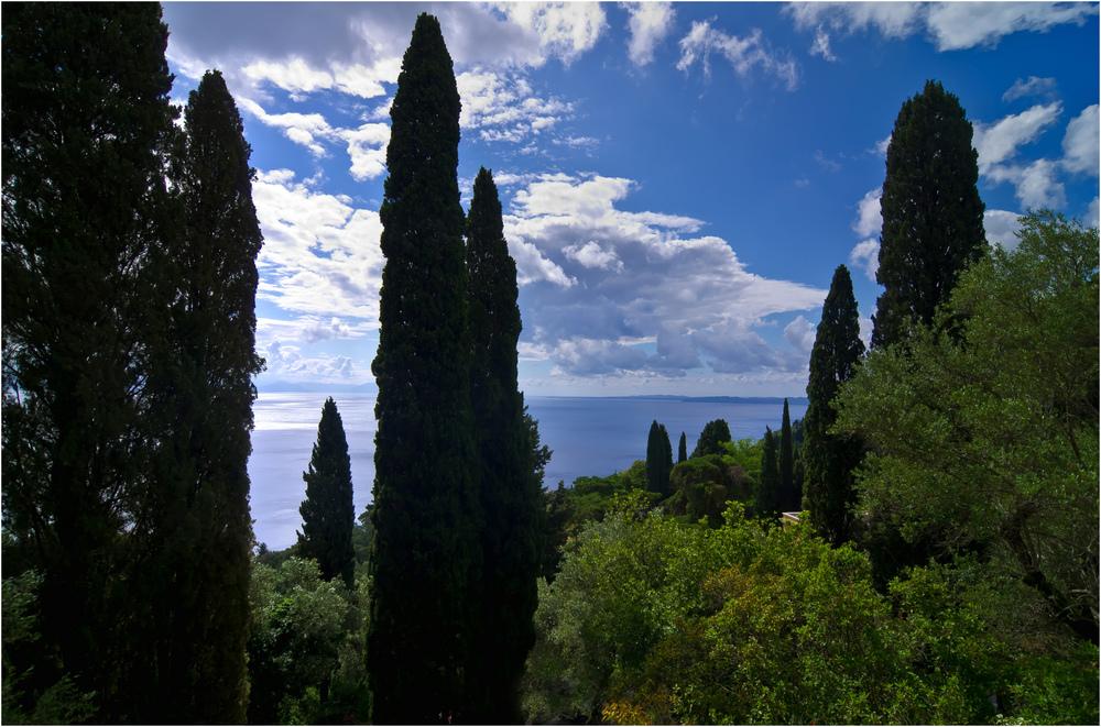 Achilleion (Korfu) ....
