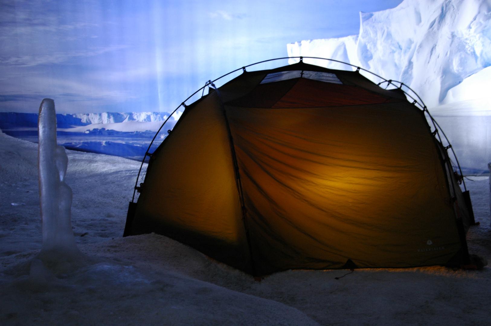 Achter östlicher Längengrad - Antarctica