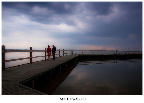 Achterwasser bei Ückeritz