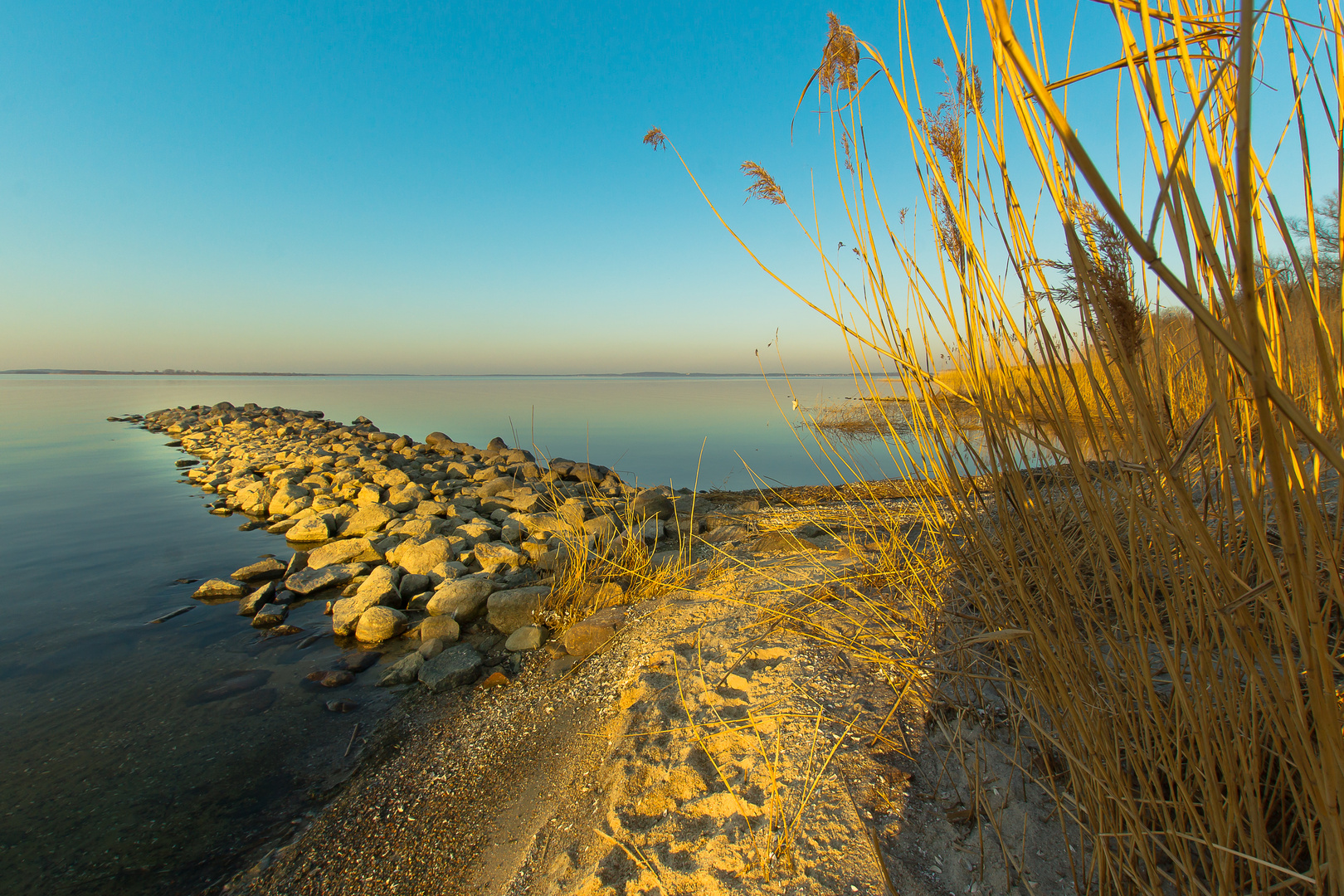Achterwasser Usedom V