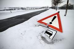 Achtung! Der Winter ist zurück!