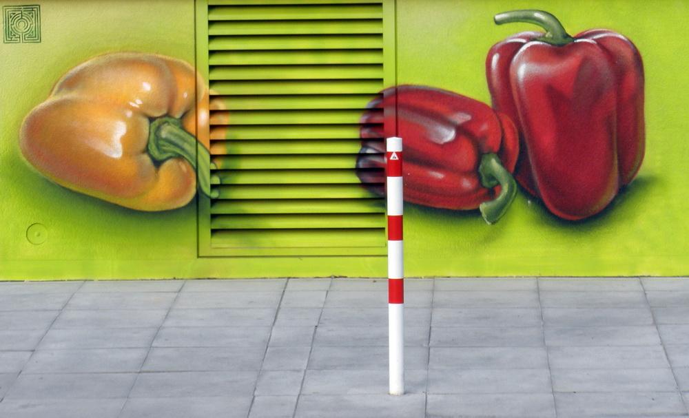 Achtung Gemüse