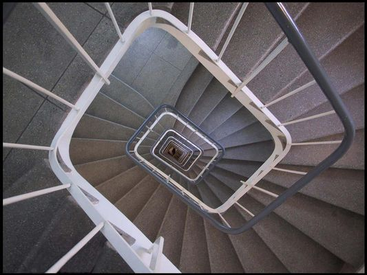 Achtung, Stufen!