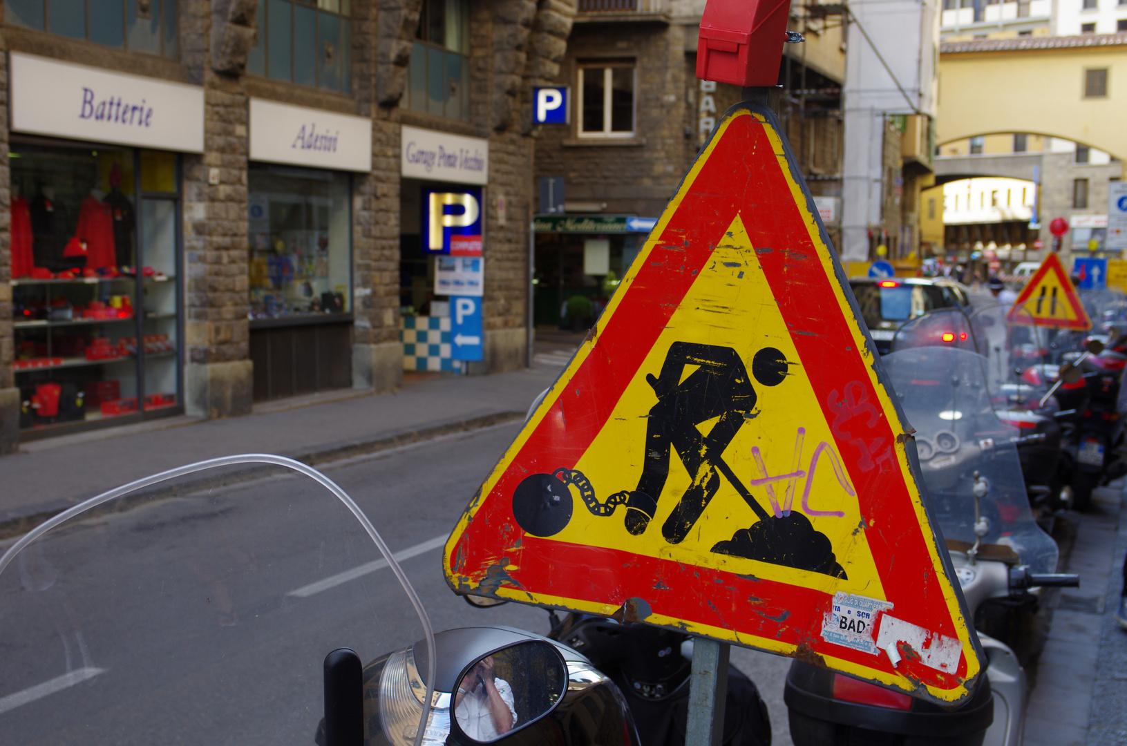 Achtung Zwangsarbeit in Europa