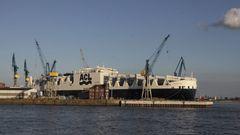 ACL im Reparatur-Dock