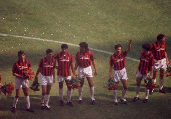 A.C.Milan/Mailand-So wird Fussball gespielt