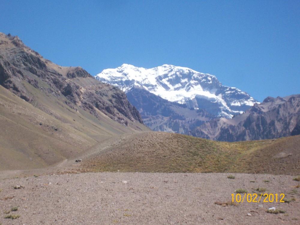 Aconcagua cord. de los Andes