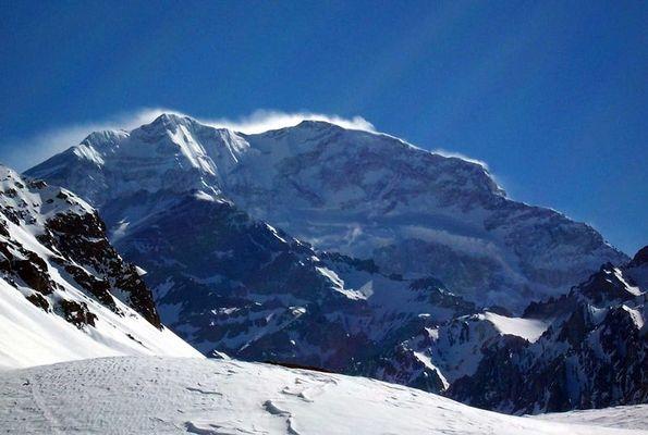 Aconcagua - Winter 2005