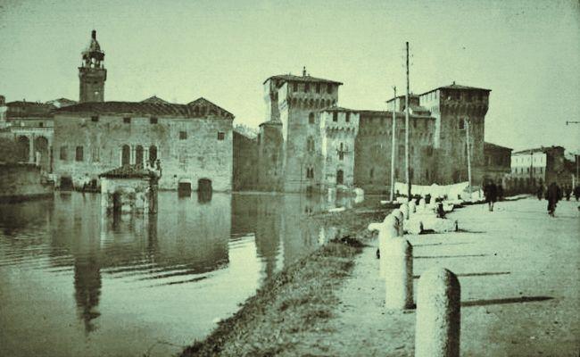 acqua alta a mantova 60 anni fa