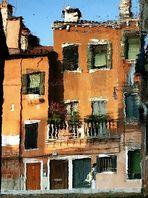 Acquarello a Venezia