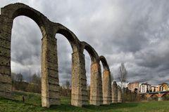 Acqui Terme - acquedotto romano (2)