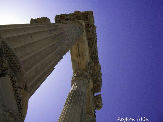 Acropol in Pergamon