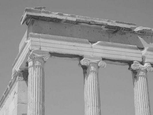 Acropolis - Erechtheion