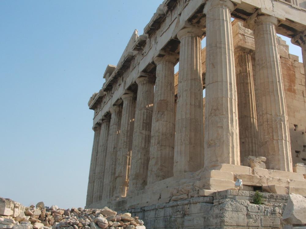 Acropolis von Athen