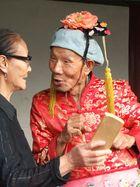 acteur comique à Pékin.