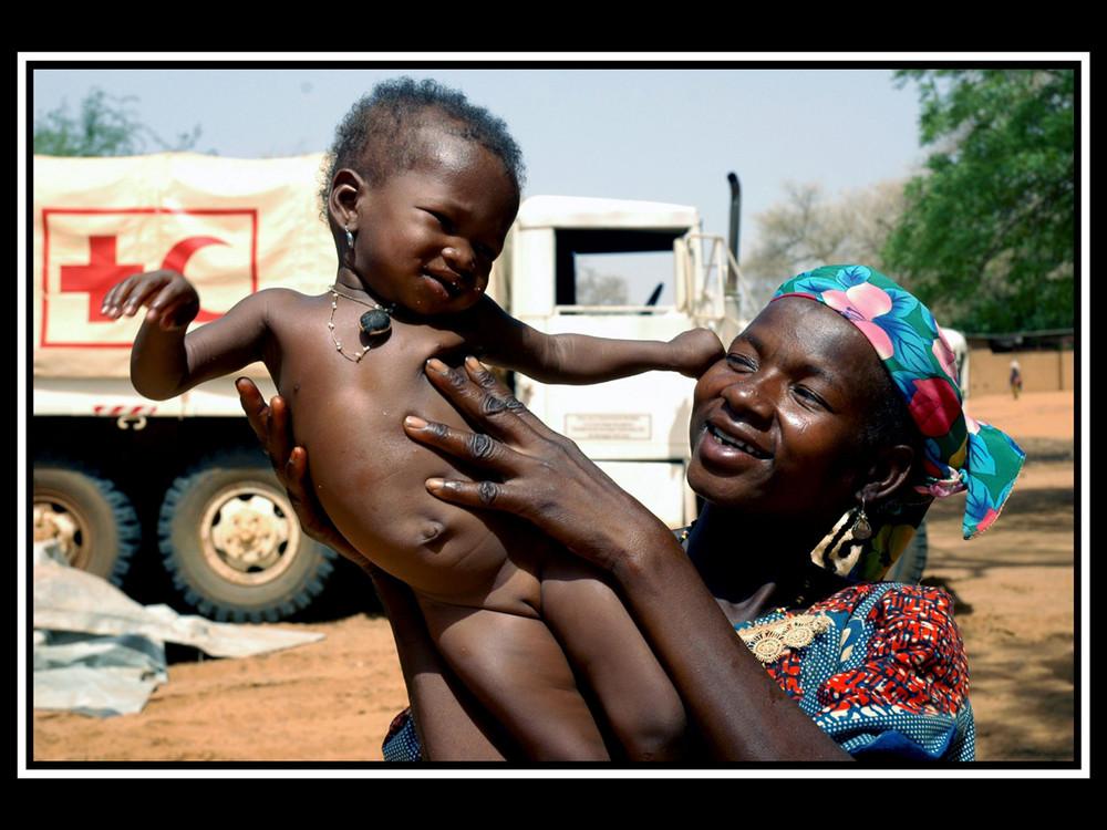 Action Contre la Faim au NIGER en 2006
