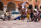 Action in Palma