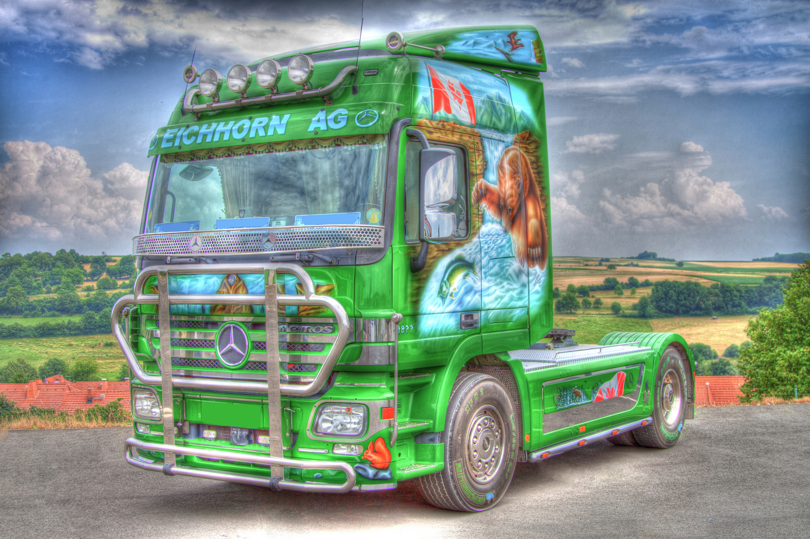 Actros 18??