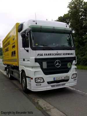 Actros 2544