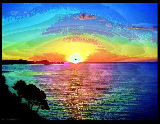 Acuarela de Mar