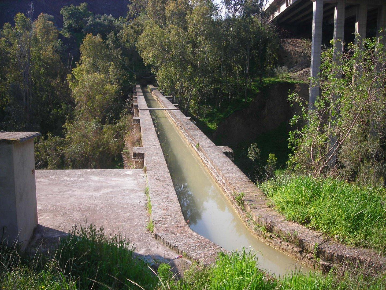 acueducto de san telmo malaga