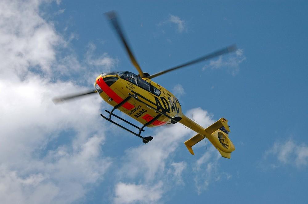 ADAC christoph Europa 1 ..Hubschrauber