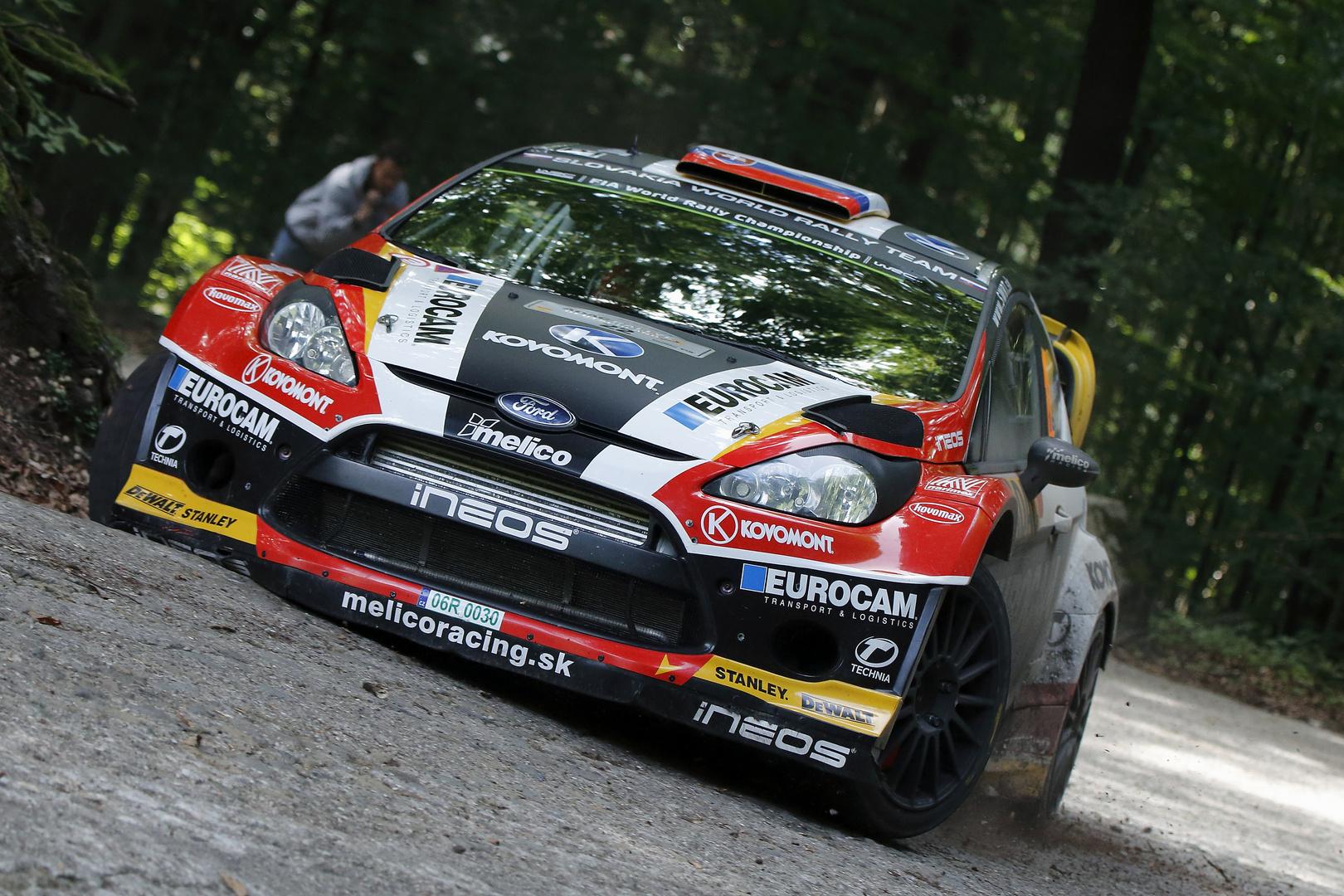 ADAC Deutschland Rallye 2014