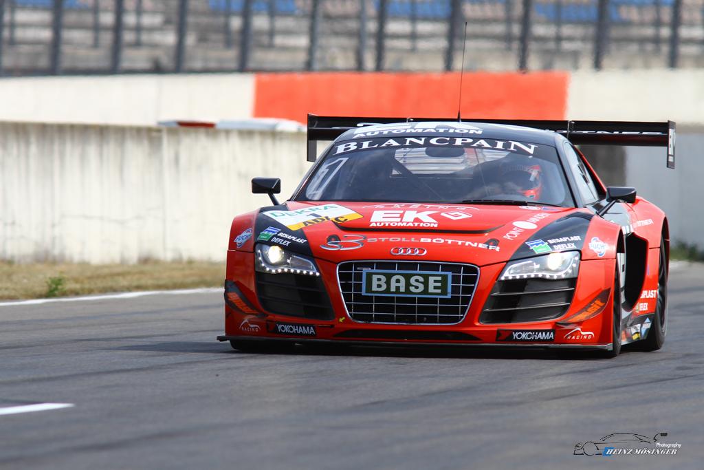 ADAC GT Master Lausitzring 2013