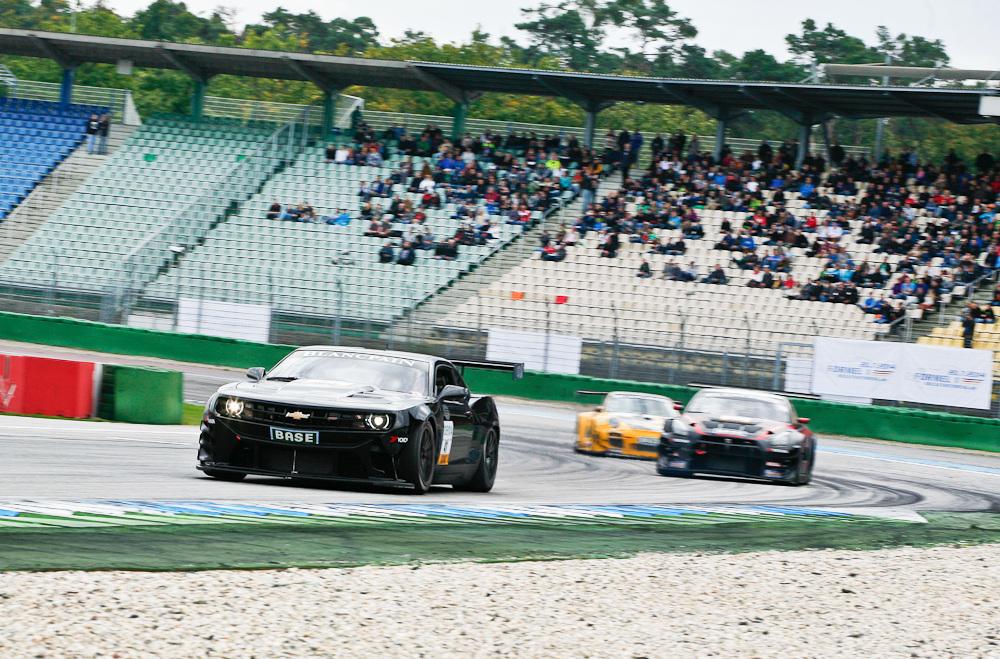 ADAC GT Masters - Chevrolet Camaro - Hockenheim 2013